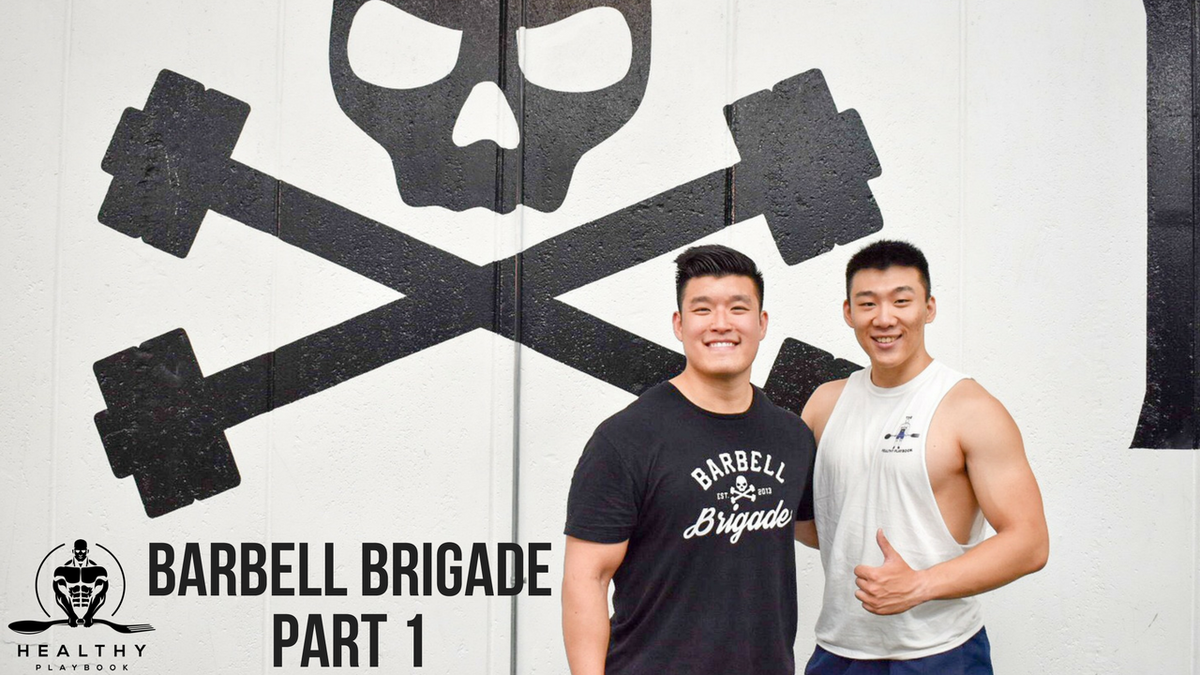 @thehealthyplaybook's cover photo for 'The Healthy Playbook U.S.A Tour – Barbell Brigade Visit Part 1 (REVIEW)'
