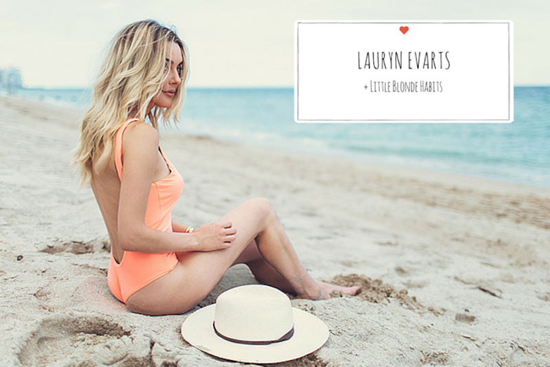 @miranda_clared's cover photo for 'Lauryn Evarts on Blogging, Healthy Living, and Building Her Brand - Little Blonde Habits'