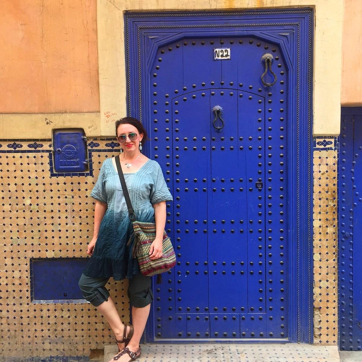 @sarastubbert's cover photo for 'Marrakech'