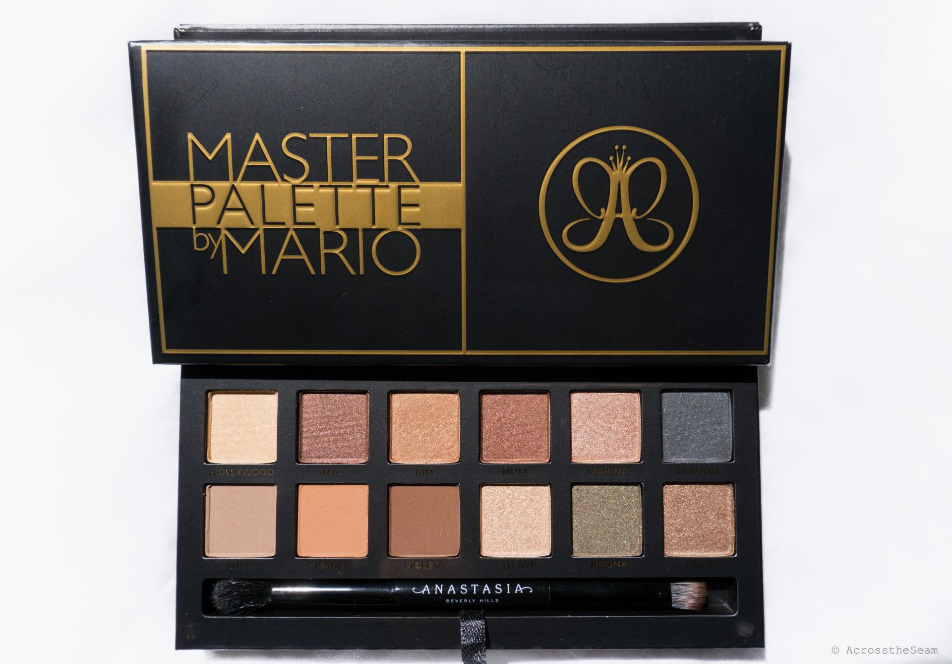 @amruslife's cover photo for 'Master Palette by Mario | Anastasia Beverly Hills'