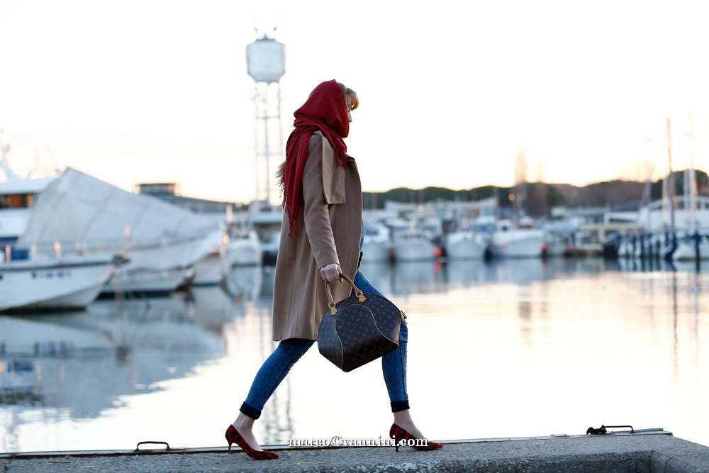@inessavassilieva's cover photo for 'Simple Jean Ensemble from Casual to Chic'