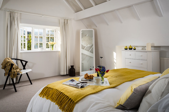 @hisforhome's cover photo for 'How to achieve a dreamy bedroom - H is for Home Harbinger'