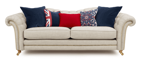 @hisforhome's cover photo for 'Britannia, The Great British Sofa designed in support of Team GB - H is for Home Harbinger'