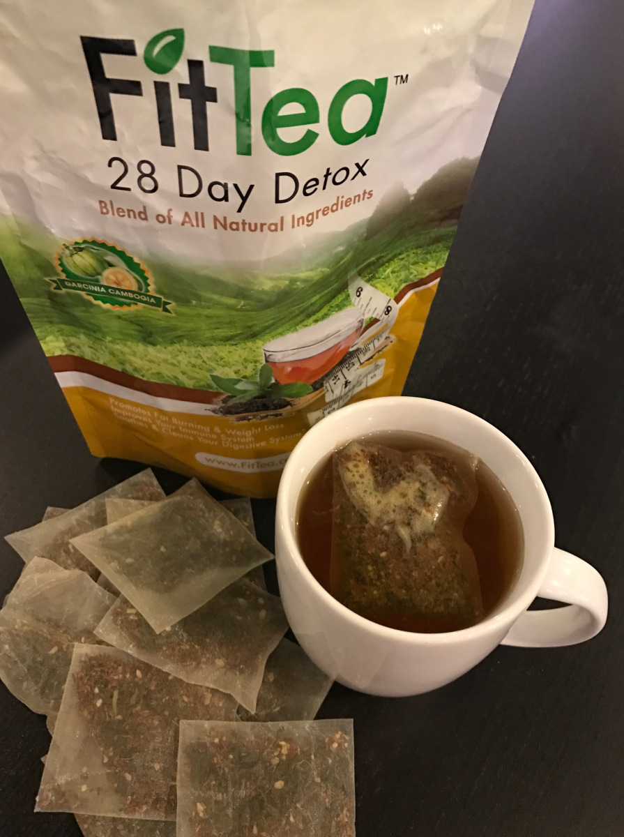 @sociallyfitdallas's cover photo for 'FitTea : 28 Day Detox'
