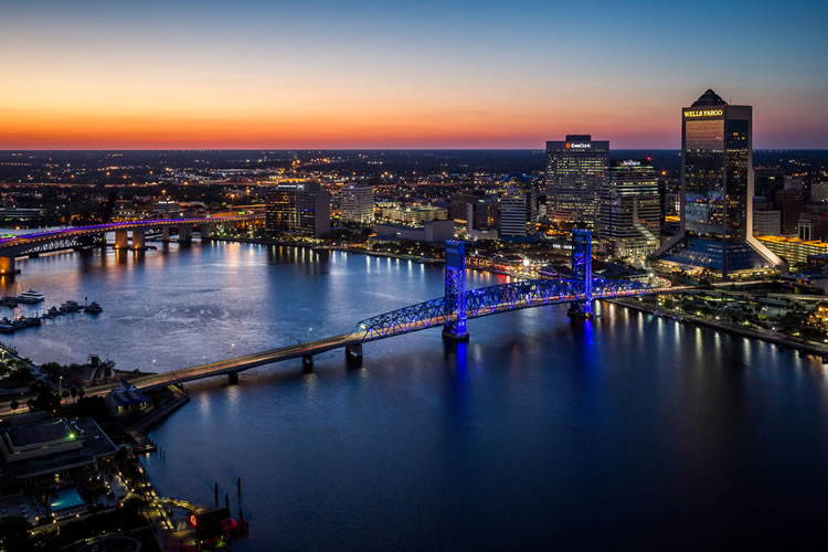 @onbetterliving's cover photo for 'A Rich History and Youthful Energy Collide in Jacksonville, Florida'