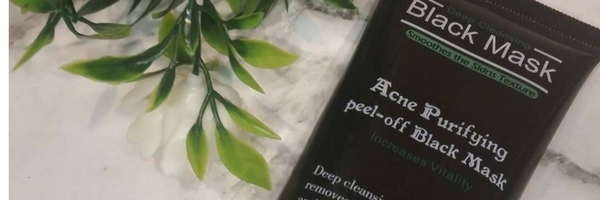@bybreharne's cover photo for 'Shills Deep Cleansing Peel-Off Black Mask   by breharne'