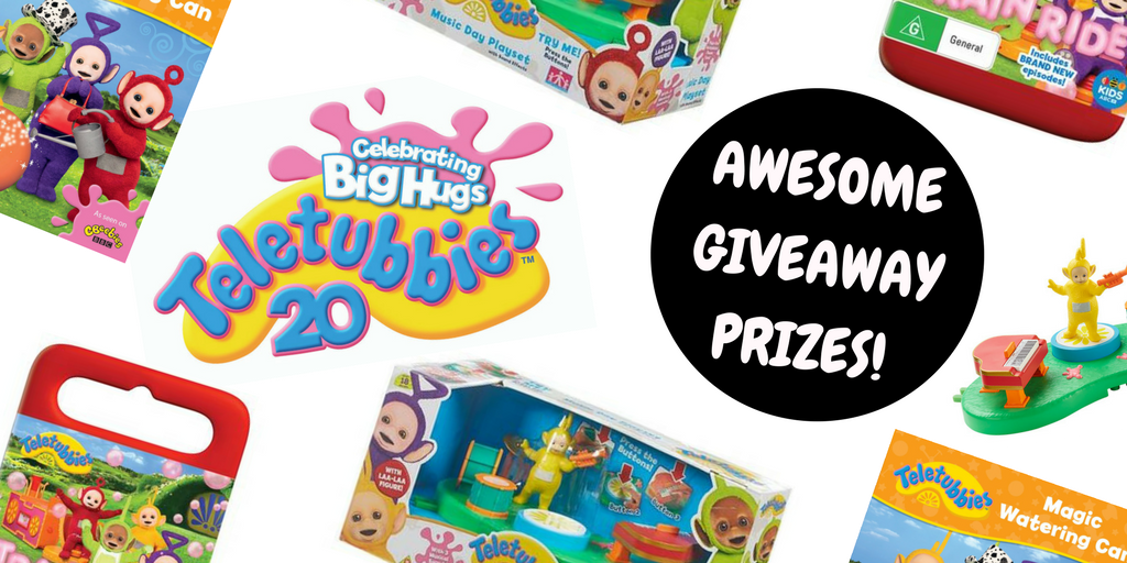 @australianmummy's cover photo for 'Teletubbies 20th Anniversary Giveaway - Australian Mum'