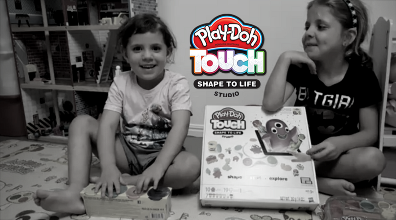 @australianmummy's cover photo for 'Mind Blown By The New Play Doh Touch...It's Alive! - Australian Mum'