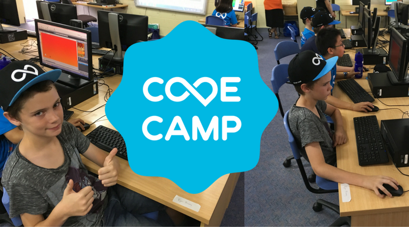 @australianmummy's cover photo for 'Coding For Kids At Code Camp - Can A Child Code With A Learning Disability? - Australian Mum'