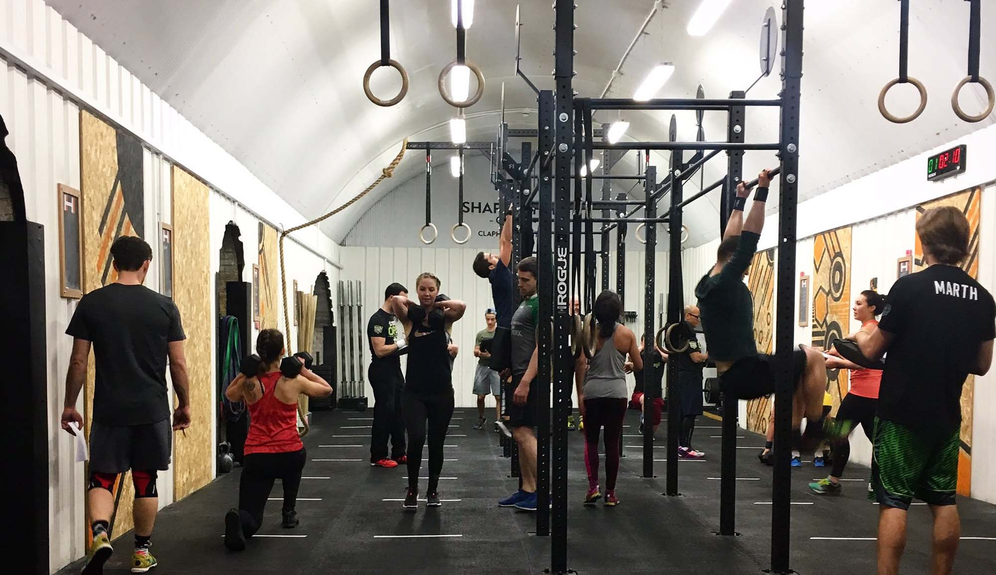 @sophieadamsgd's cover photo for 'CrossFit Explained'