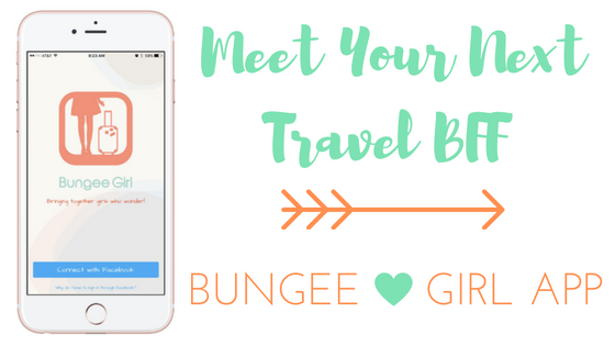 @lifeinwanderlust_'s cover photo for 'Bungee Girl App || Meet Your Next Travel BFF'