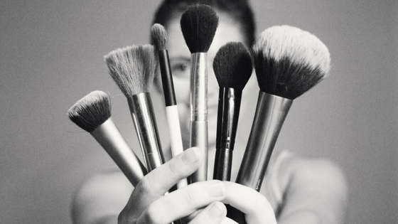 @monetleebeauty's cover photo for 'BEST AFFORDABLE MAKEUP BRUSHES | Monet Lee Beauty'