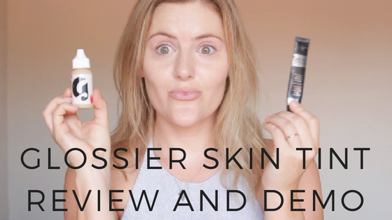 @monetleebeauty's cover photo for 'Glossier Perfecting Skin Tint Review & Demo | Monet Lee Beauty'