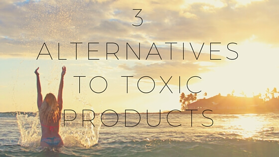 @monetleebeauty's cover photo for '3 ALTERNATIVES TO TOXIC PRODUCTS- Monet Lee Beauty'