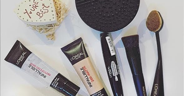 @athari.blogger's cover photo for 'LOREAL MAKEUP COLLECTION + FREE GIFT'