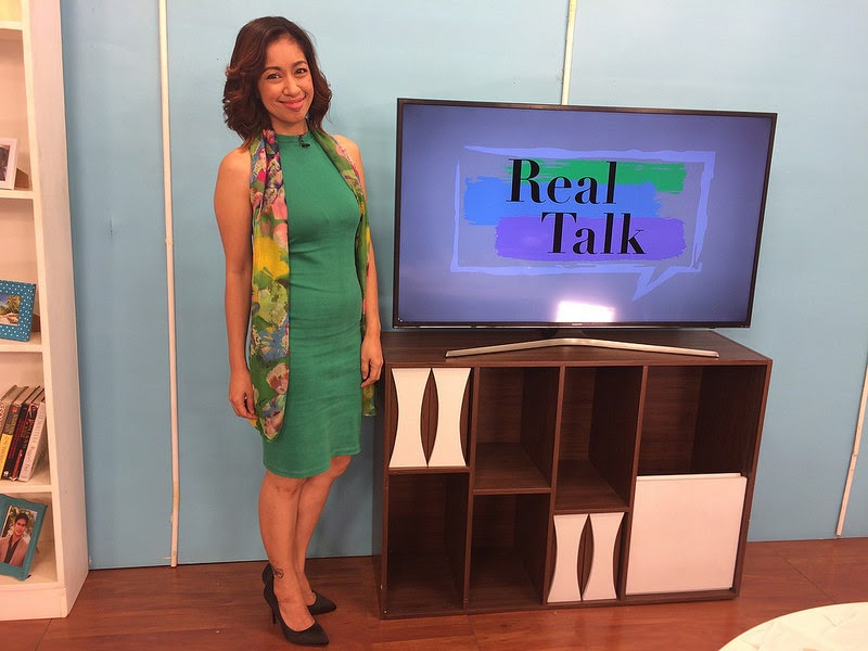 @mamaneesnest's cover photo for 'Mamanee's Nest on CNN Philippines for Real Talk'