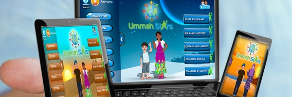 @bybreharne's cover photo for 'Ummah Stars Educational App + Giveaway | by breharne'
