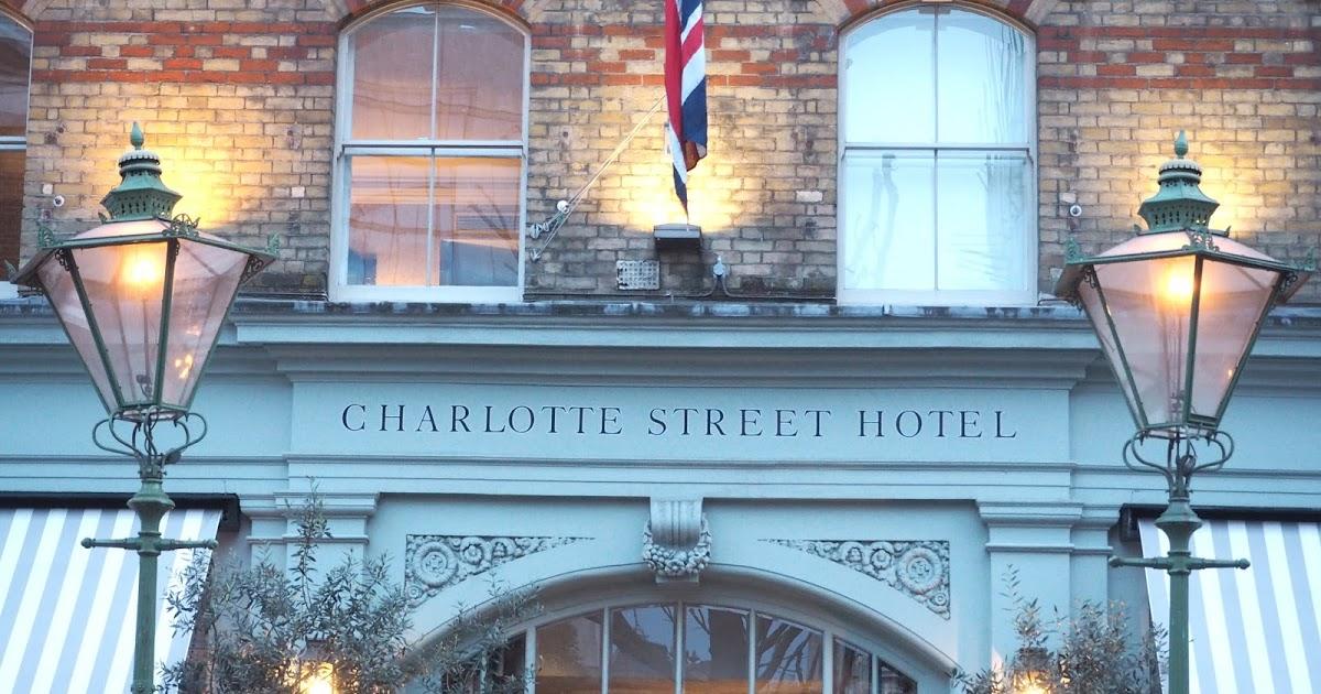 @katiekirkloves's cover photo for 'Katie Kirk Loves: Charlotte Street Hotel London'