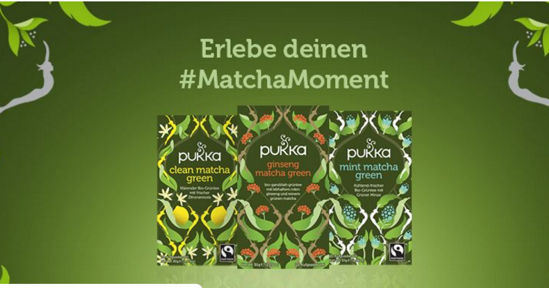 @pudeldesign's cover photo for 'Pukka, mein Lieblings Tee! oder wer fragt bekommt auch was! ;)'