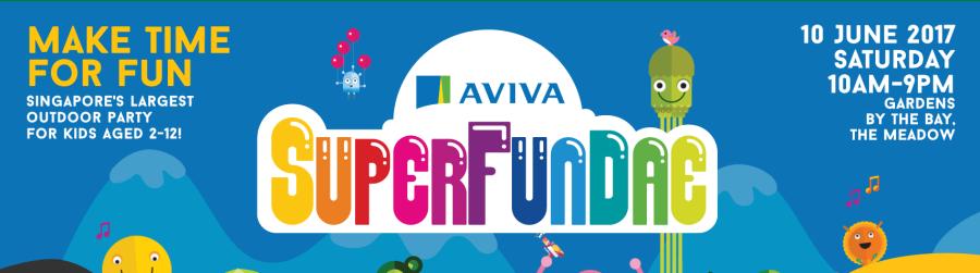 @joysofyz's cover photo for 'Joysofyz   Yunzi's Budget Story: [Life]: Spend Your June Holiday at Aviva Superfundae Family Funival'