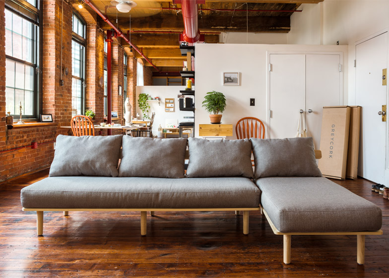 @estilo_nyc's cover photo for 'Greycork - A New Standard for Furniture'
