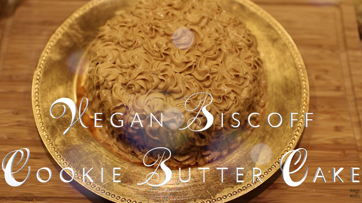 @emmechatterton's cover photo for 'Shocked Author Discovers Biscoff Cookie Spread is VEGAN & Delicious Cookie Butter Cake Recipe! ⋆ Paper Duchesses'