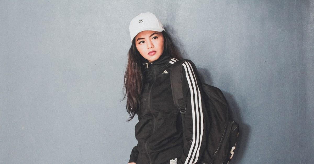 @evaaguspina's cover photo for 'Adidas Tracksuit x Neighborhood'
