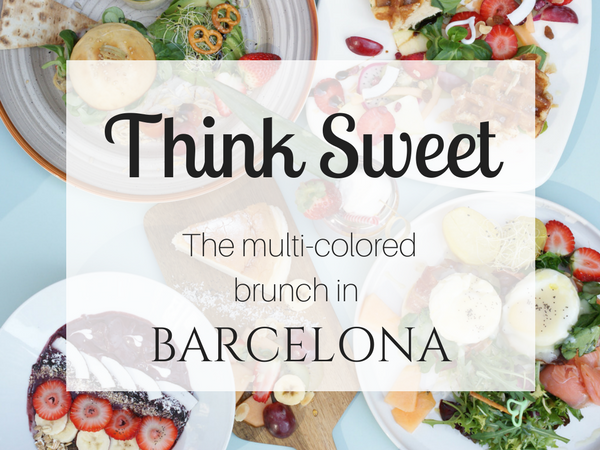 @coffeeandbrunchbcn's cover photo for 'Think Sweet - The brunch in Barcelona you don't wanna miss'
