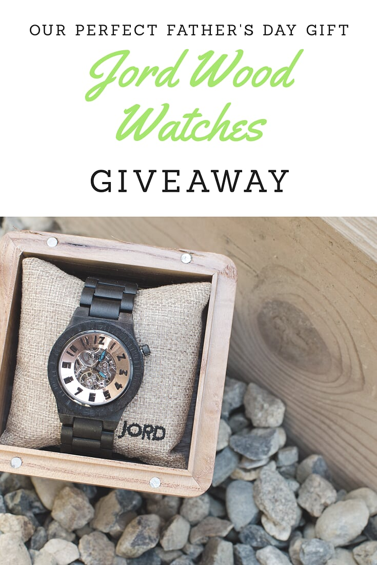 @nicoleleilaniblog's cover photo for 'Our Perfect Father's Day Gift with Jord Wood Watches + Giveaway - Nicole & The Couches'