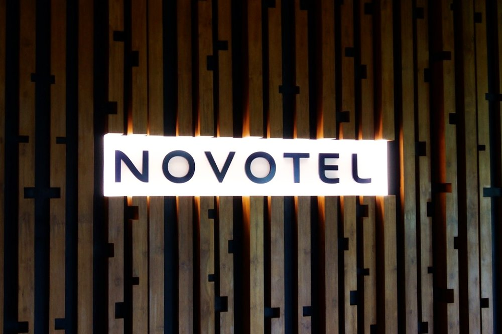 @inexology's cover photo for 'Novotel, Bali Airport'