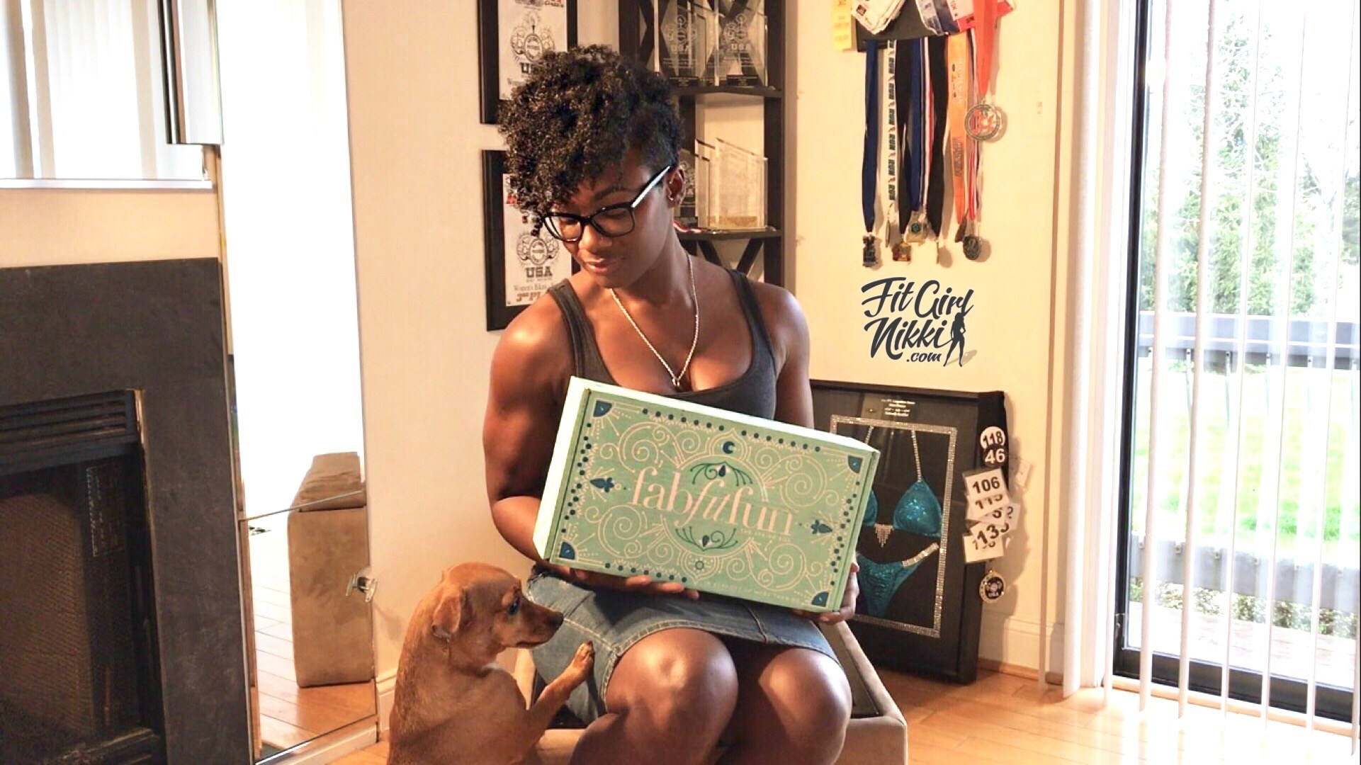 @qnhikohle's cover photo for 'VIDEO: FabFitFun Spring 2017 Unboxing'