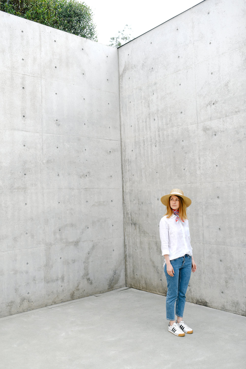 @zorymory's cover photo for 'GRANA Women's Linen Boyfriend Shirt - simple, comfortable and cool'
