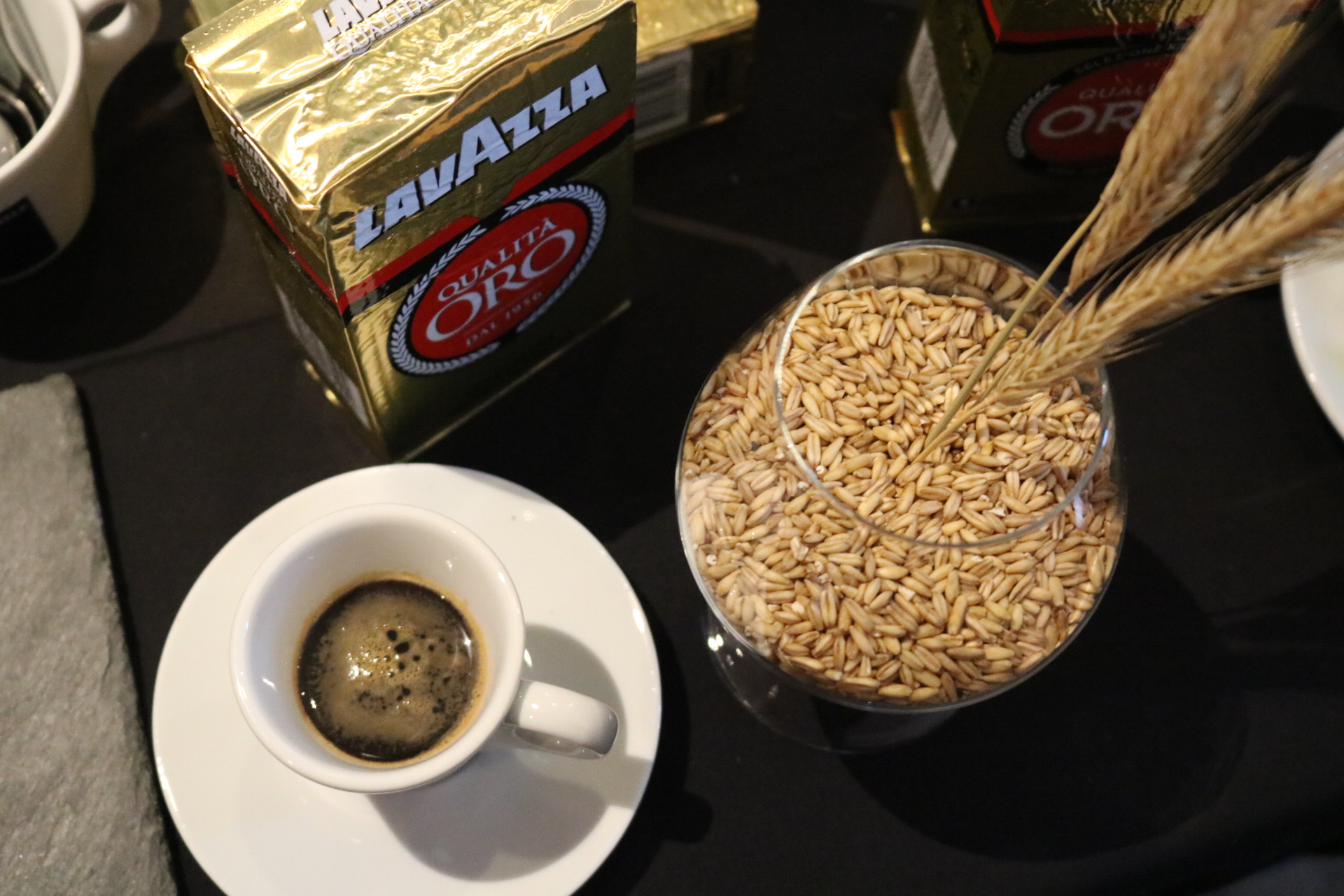 @marina_lovefoodish's cover photo for 'Launching Lavazza in Switzerland'