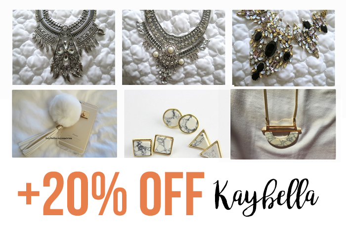@xoxomake's cover photo for 'KayBella Boutique + 20% OFF - XOXOMAKE'