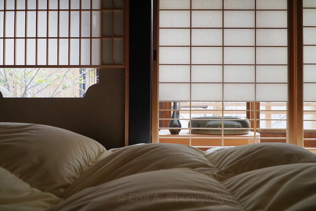 @bunnytokyo's cover photo for 'Shinkamanza Machiya Resort in Kyoto, Japan'