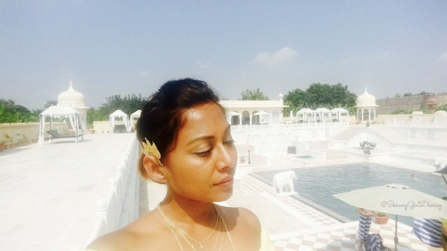 @skinnygirldiariez's cover photo for 'My First Hand Experience Living Like A Royal Rajasthani Princess @ Nahargarh Ranthambore, Rajasthan'