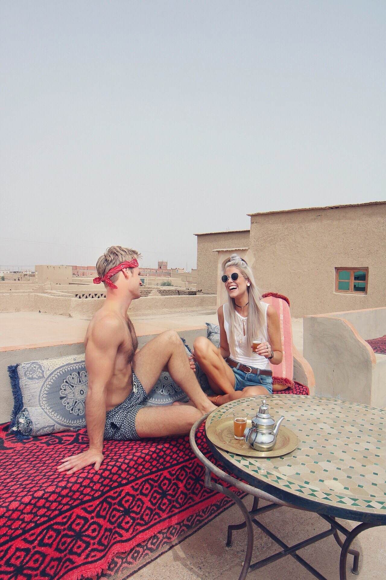@asasteinars's cover photo for 'Our first days in Morocco - From Ice To Spice'