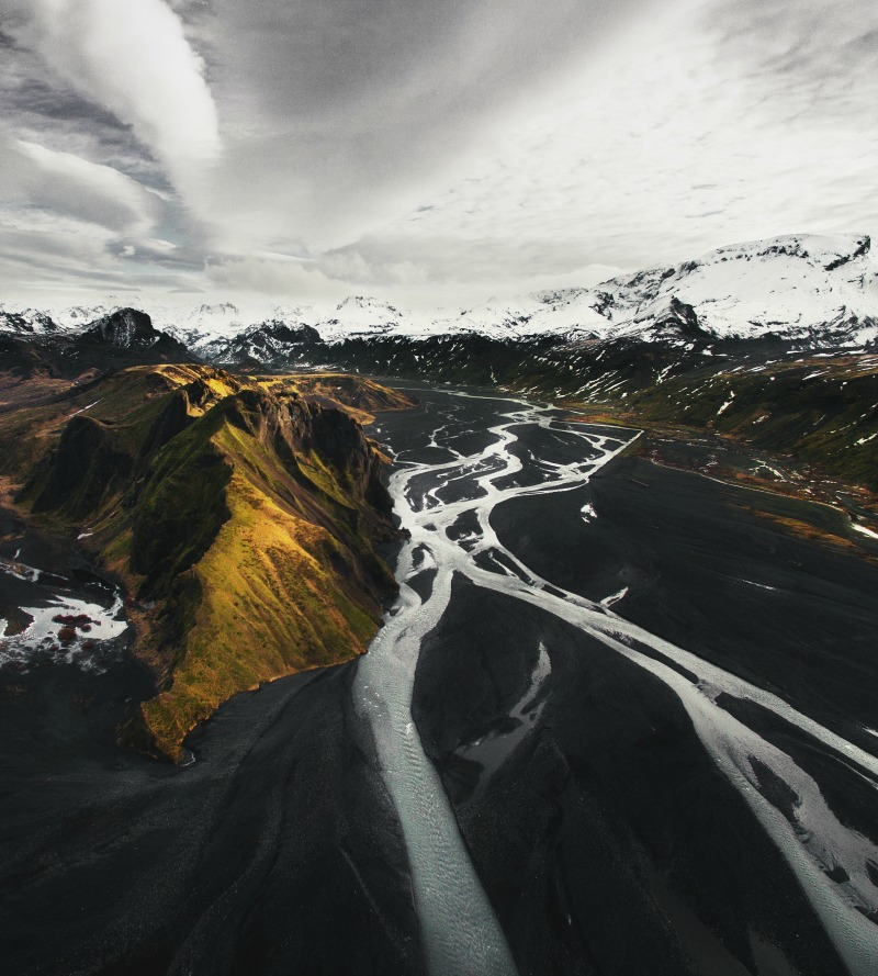@asasteinars's cover photo for 'Visiting Þórsmörk, the Icelandic highlands - From Ice To Spice'
