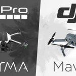 @aventureiros's cover photo for 'GoPro Karma x DJI Mavic: a batalha dos drones portáteis - Trilhas e Aventuras'