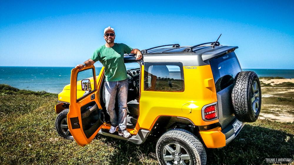 @aventureiros's cover photo for 'Test-Drive - Conhecemos o Novo Troller T4, um off-road 100% brasileiro - Viagens Possíveis'