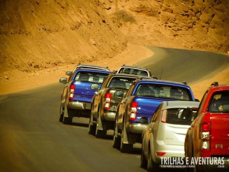 @aventureiros's cover photo for 'Roadtrip de Salta a Cafayate com a Nova Ranger da Ford - AVENTUREIROS'