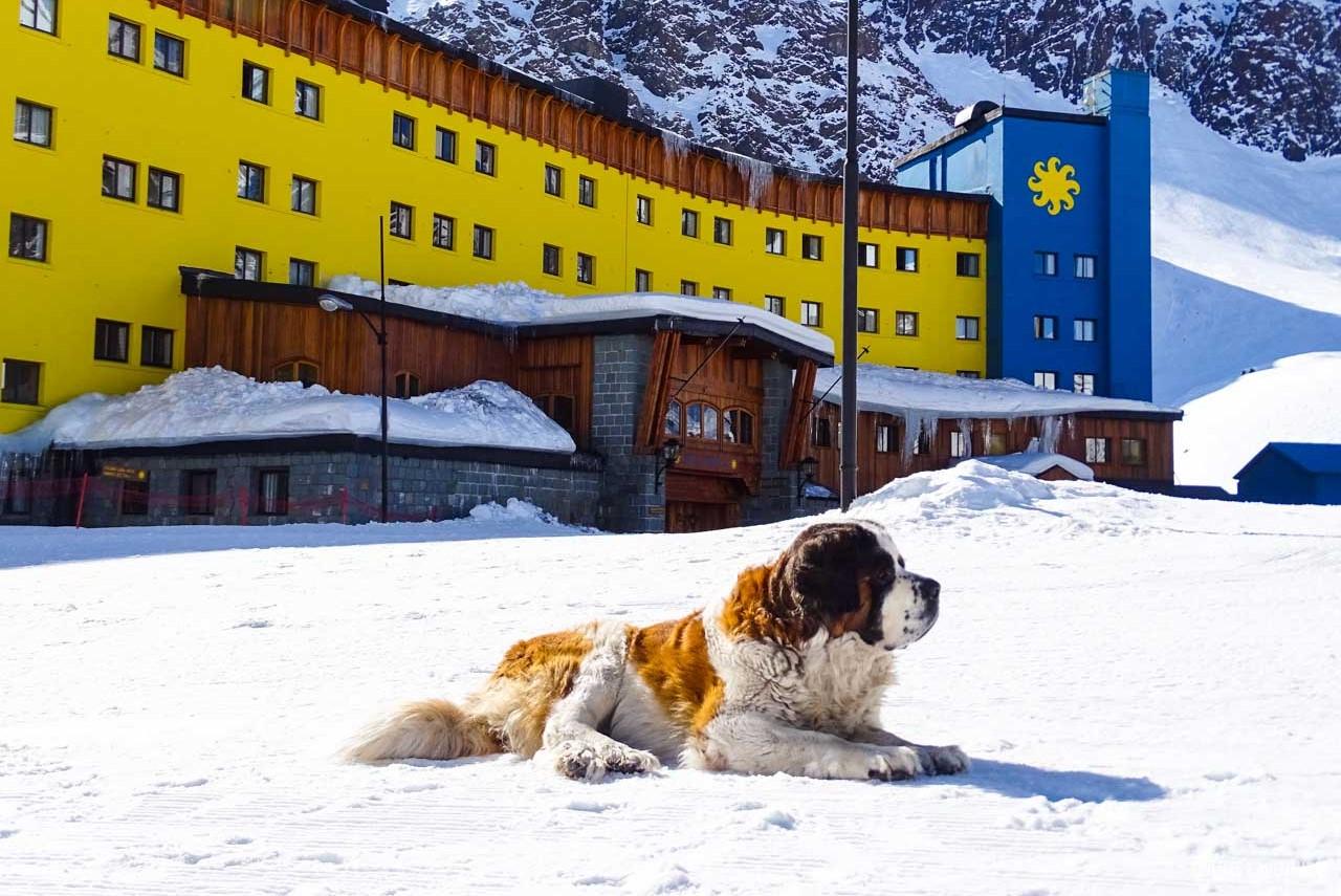 @aventureiros's cover photo for 'Ski Portillo é paixão a primeira vista! - Viagens Possíveis'
