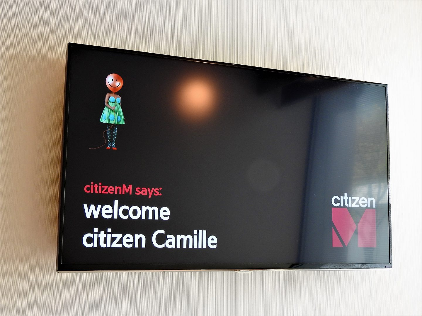 @camwonderlands's cover photo for 'Staying in Boutique Cool at citizenM Amsterdam - Camille in Wonderlands'