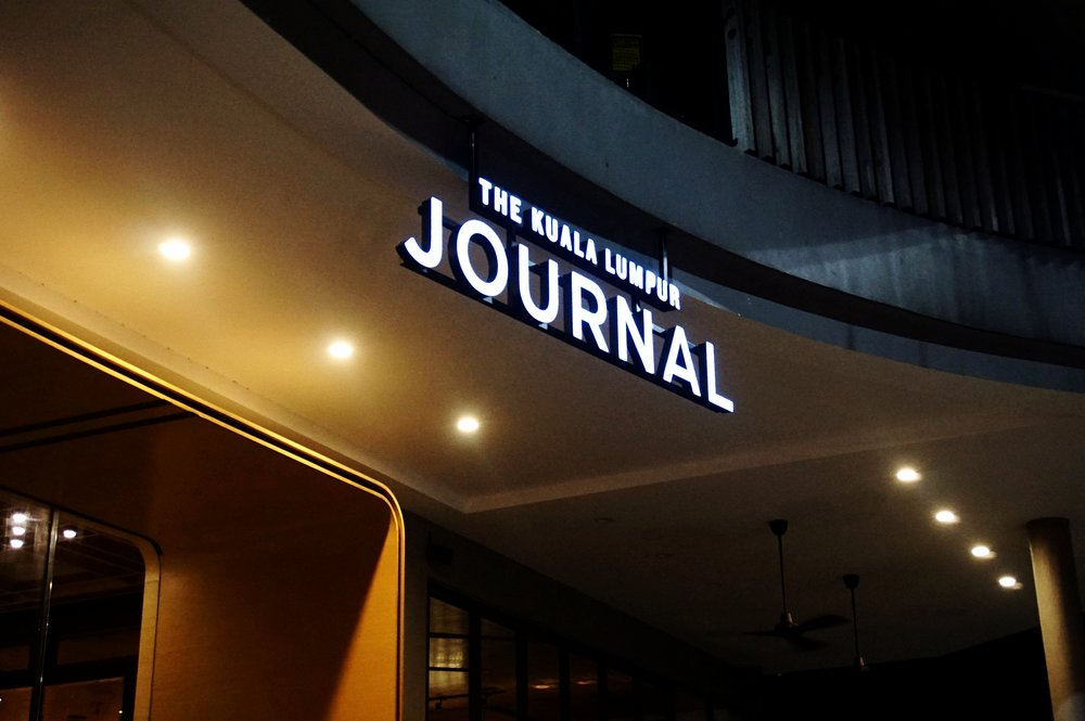 @inexology's cover photo for 'The KL Journal Hotel'