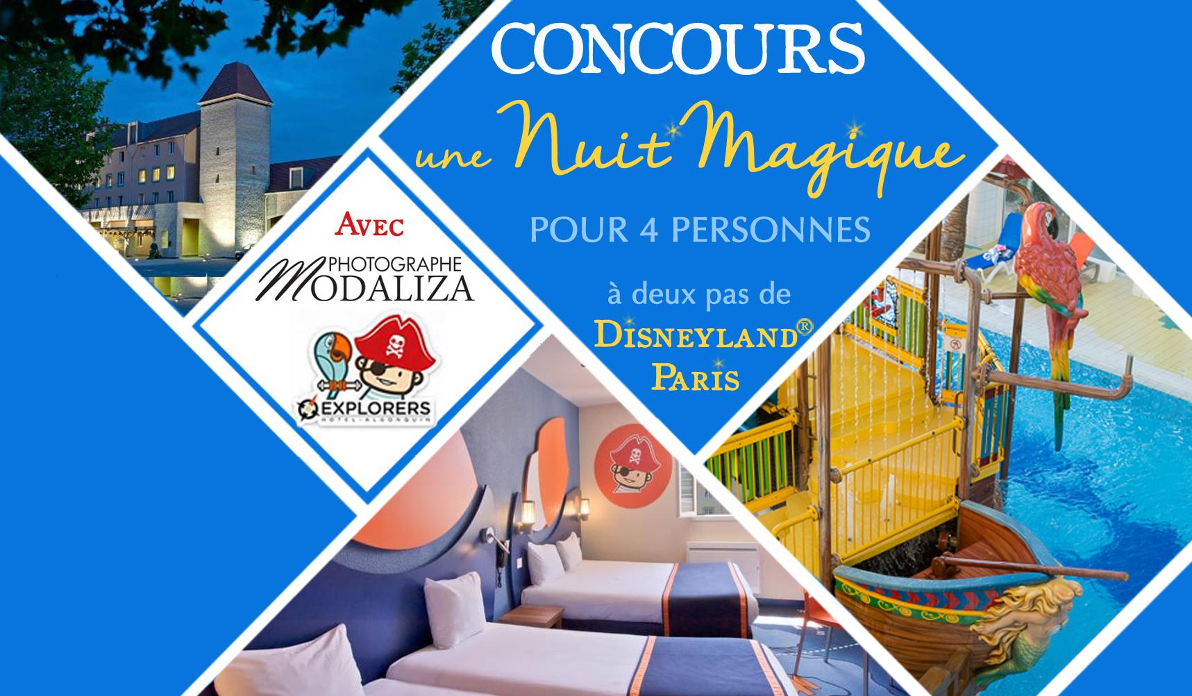 @modalizaphoto's cover photo for 'Explorers hotel Disneyland Paris (+concours) - Mon blog - Modaliza photographe'