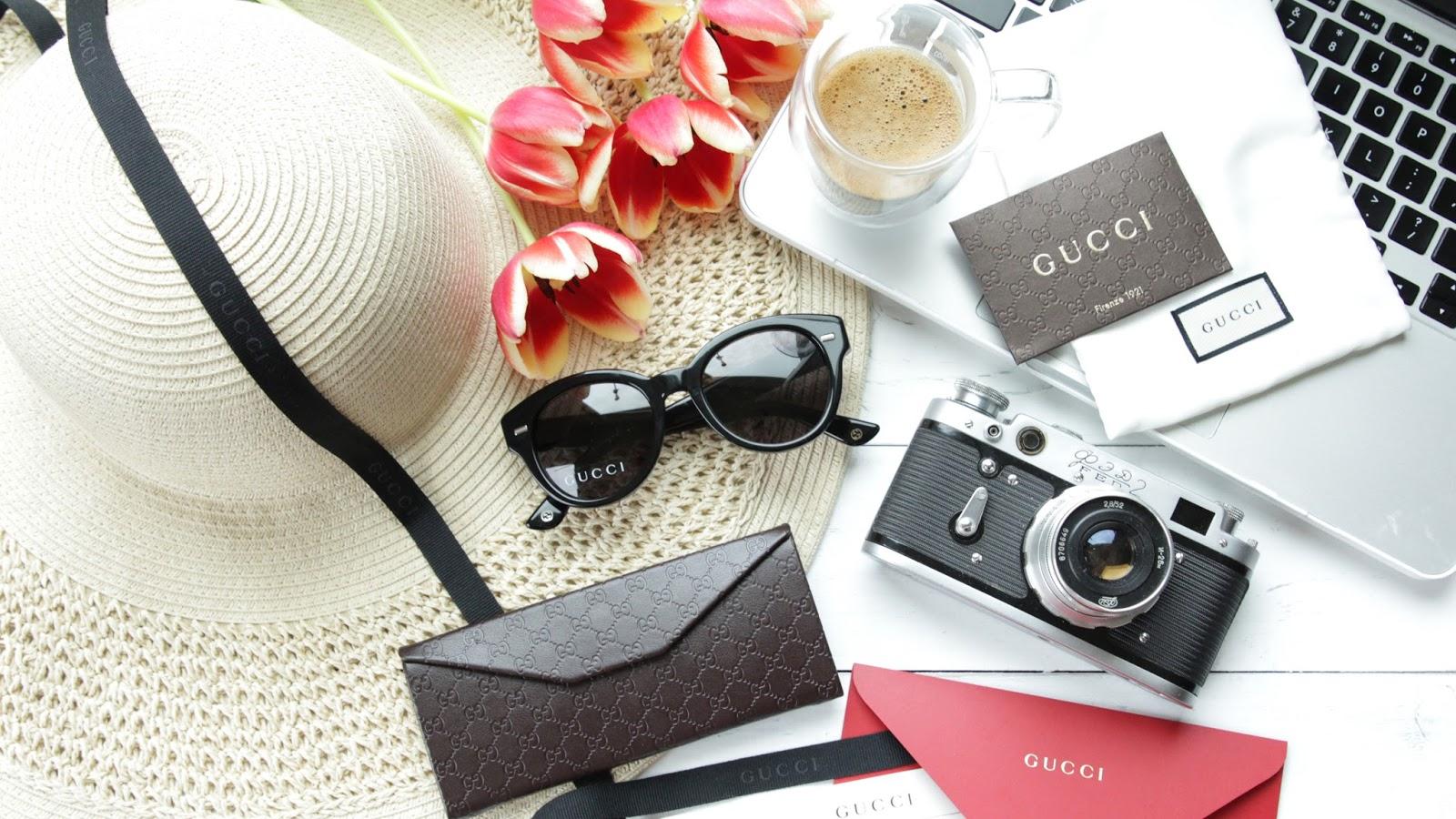 @karina_kudinova's cover photo for 'All In Good Taste: Обзор солнечных очков Gucci'