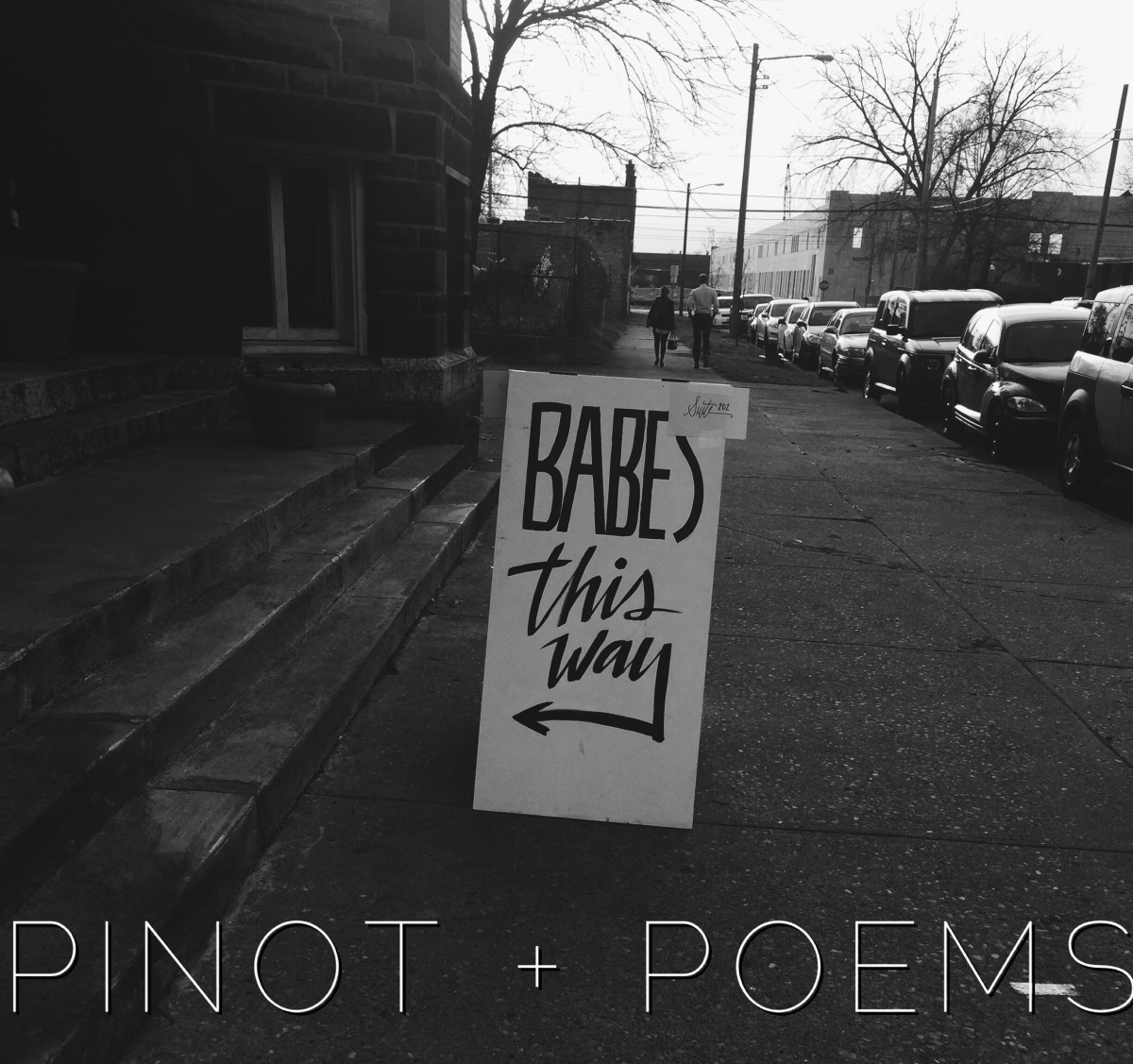 @kelseagunner's cover photo for 'Pinot + Poems'