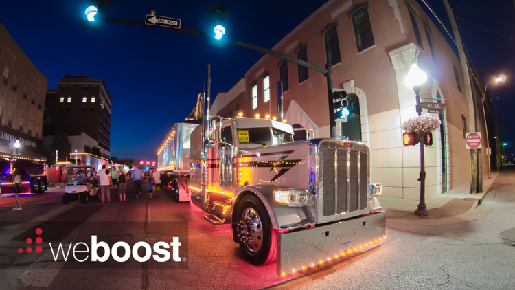 @365trucking's cover photo for 'Win a #weBoost 4GLTE #SignalBooster For #Truckers - Pick Your Favorite #Trucking Image To Win'