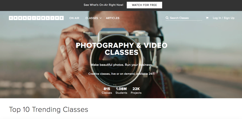@aspencierraphoto's cover photo for '6 Go-To Resources For Photography'