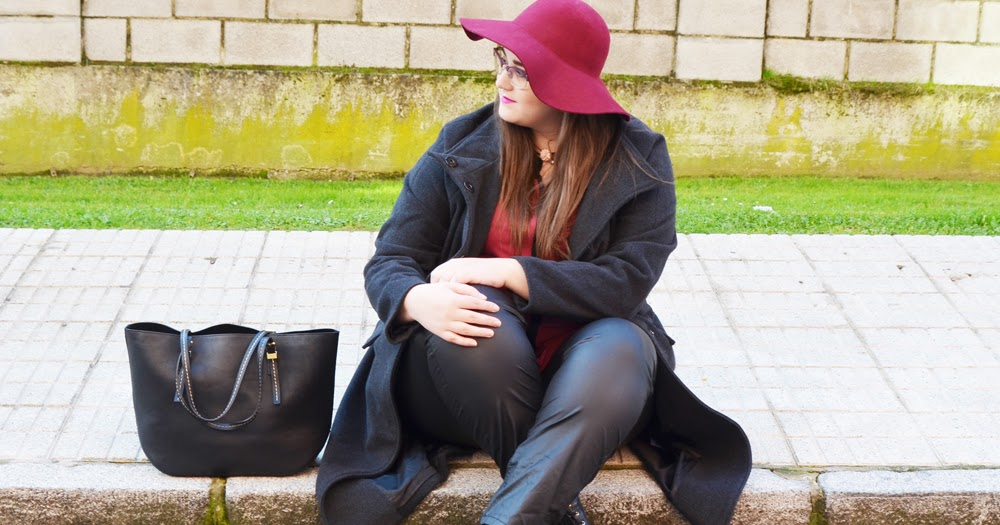 @jennybreathless's cover photo for 'Outfit of the day ~ Total look Taille-Plus - Curvy Girl'